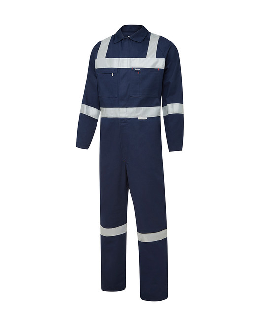 Cotton Drill Combination Overalls - D/N Version