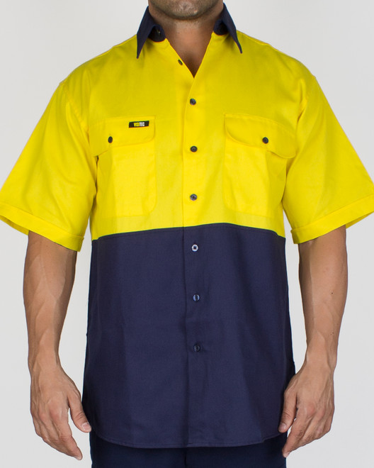Cotton Drill Workshirts
