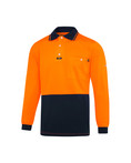 Basic AIRWEAR Polo Shirt Long Sleeve (alternate view)