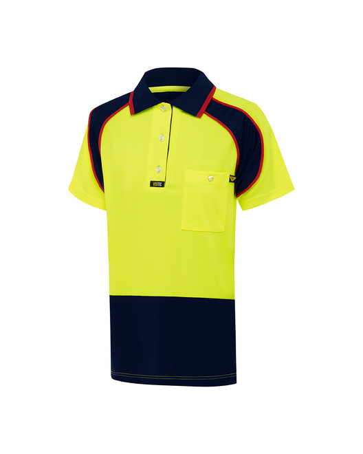 Ladies Energy Microfibre Polo S/S