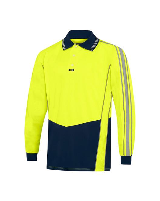 Racing Polo Shirt L/S