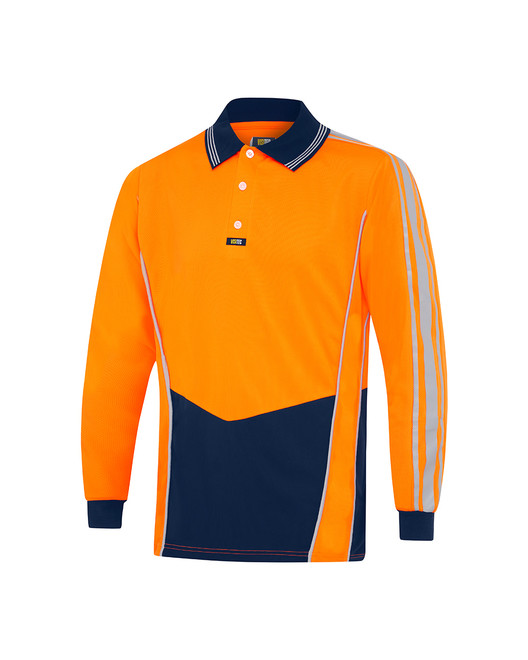 Racing Polo Shirt L/S