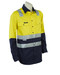 D/N Hi-Vis Cotton Drill Workshirts - 'Shoulders'